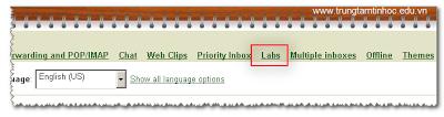 Lab Gmail