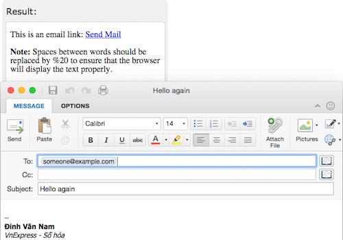 Đặt Outlook làm chương trình email mặc định cho Mac