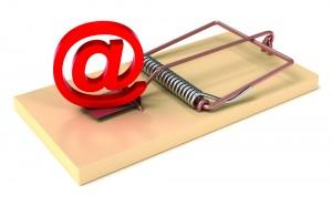 Bẫy Spam Mail