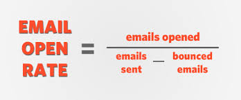 Tỉ lệ mở mail