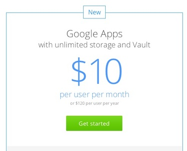 Google Drive for Work unlimited - Việt Nis